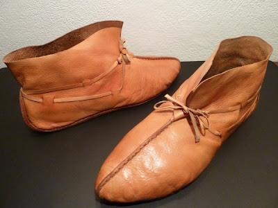 Wendegenähte Schuhe, Wikingerschuhe