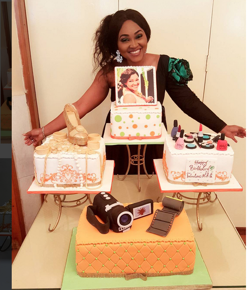 Mercy aigbe birthday pictures