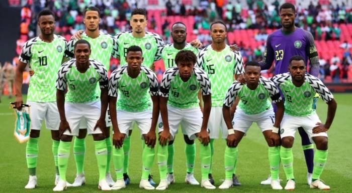Piala Dunia 2018 Timnas Nigeria