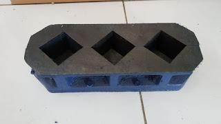 JUAL CONCRETE CUBE MOLD 5x5x5cm