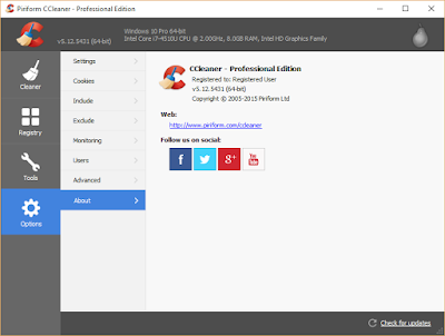 CCleaner computer software 04