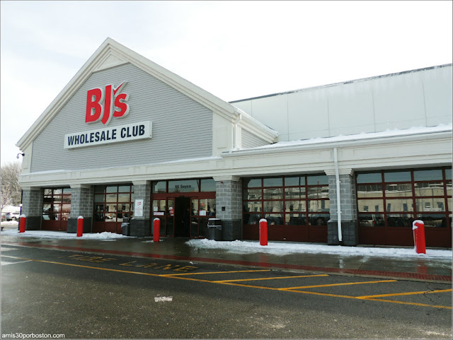 Supermercado en Massachusetts: BJ's
