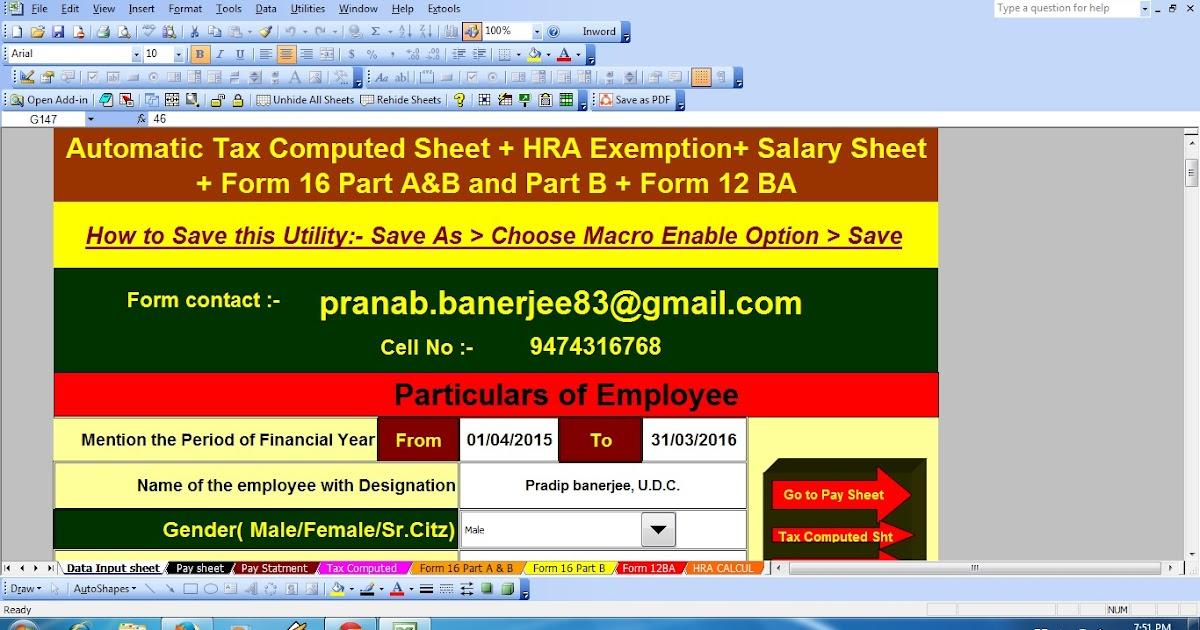 Part pdf 16 form b