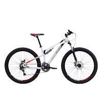 275 polygon rayz one mtb dual suspension