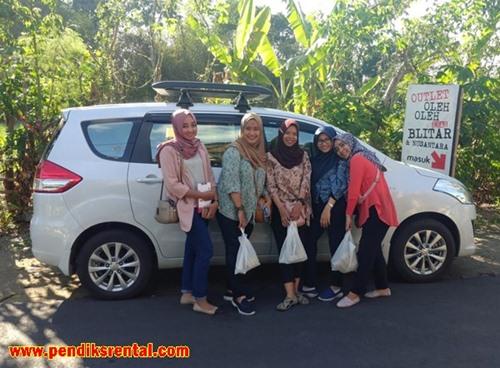 Sewa Mobil dan Supir Blitar Murah