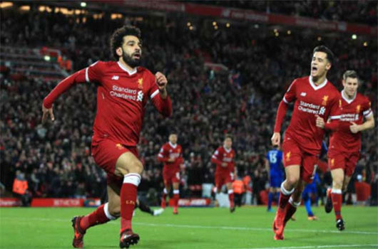 VIdeo Liverpool - Leicester City: Ngược dòng bằng 2 cú giật gót đẳng cấp