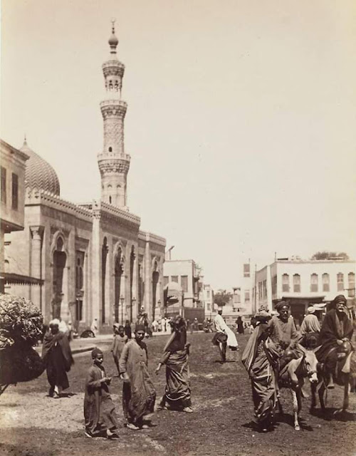 The Mosque in 1894