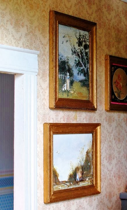 dollhouse paintings