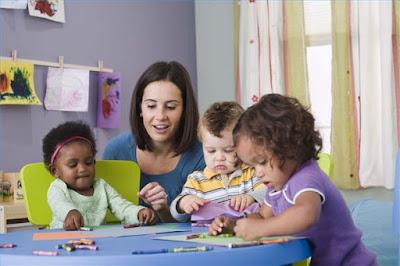 Babysitter Parceria Time Saver