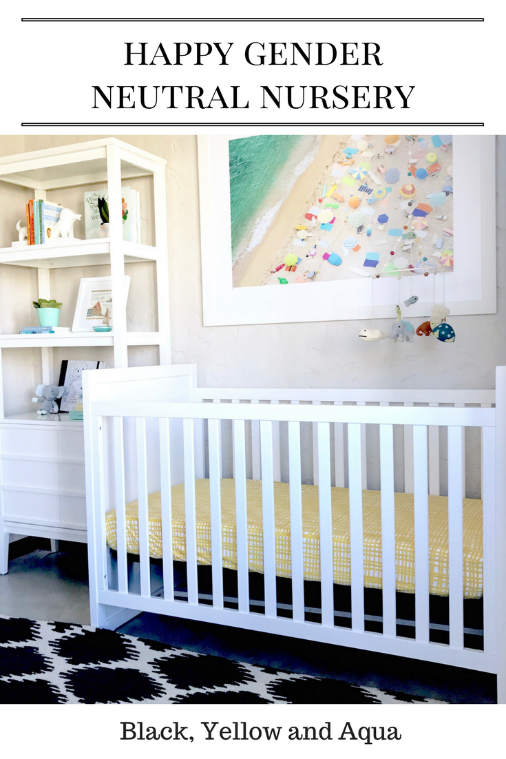 A Home Office Becomes A Fresh, Cozy Nursery and Other News - Classic ...