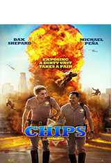 CHiPs (2017) BRRip 1080p Latino AC3 5.1 / ingles AC3 5.1
