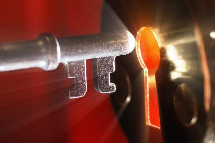 la chiave giusta per il successo