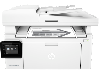 Download HP LaserJet Pro MFP M132fw drivers