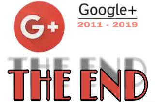 Google plus di tutup