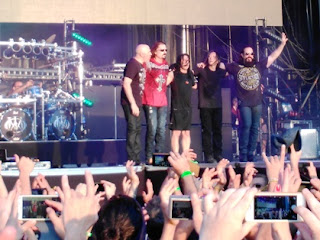 Dream Theater en el Rock Fest Barcelona