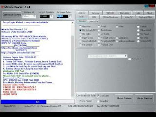 Miracle Box Latest version V2.71 Full Crack Setup with Drivers Free Download