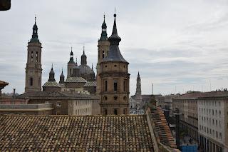 De paso por Zaragoza