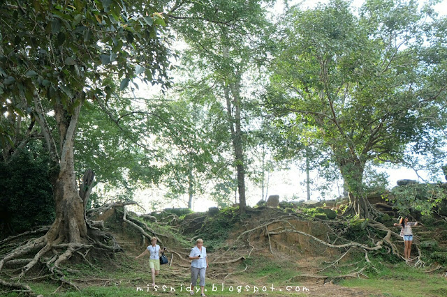 what to do in angkor thom
