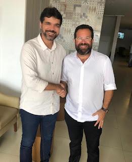 Candidato indicado por Rogério Andrade é eleito como novo Presidência da Policlínica Regional de Saúde