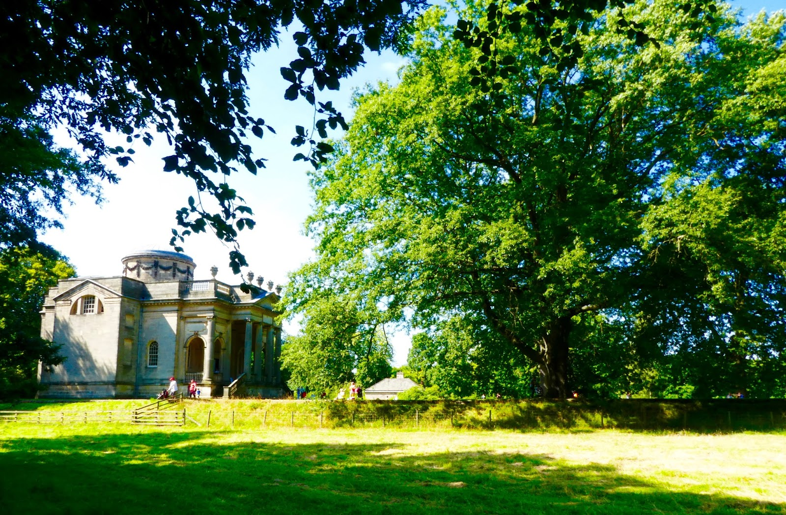 Gibside - A North East National Trust Property that's ideal for Picnics, Adventure Playground fun and beautiful gardens - Gibside Chapel