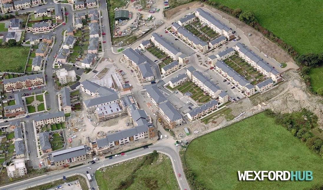 Clonard Village, Wexford