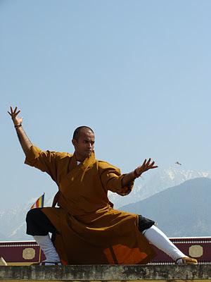 Shaolin Kung Fu Master Kaniska Sharma