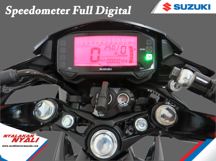Canggihnya  U201cone Easy Button  Easy Start  U201d  U0026 Speedometer