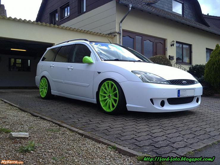 tuning optyczny ford focus kombi. Black Bedroom Furniture Sets. Home Design Ideas