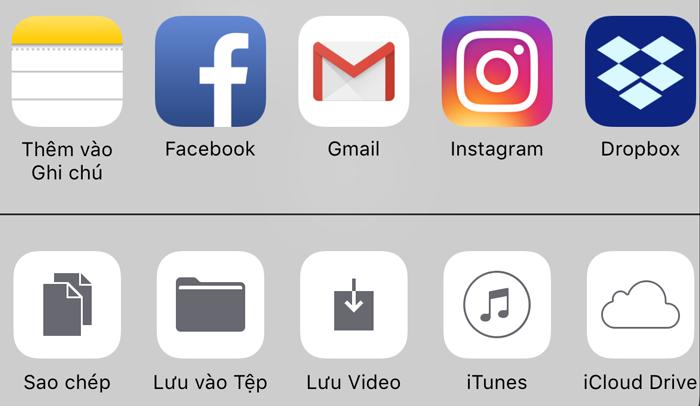 Chỉnh sửa clip bằng iMovie trên iPhone