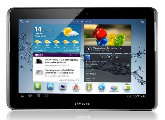 Harga Samsung Galaxy Tab 10.1 Espresso 16GB Desember 2012