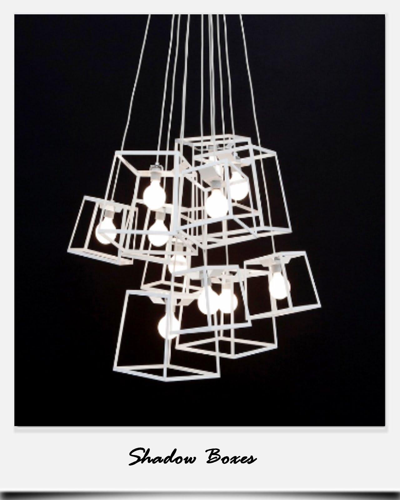 Interesting Light Fixtures: In·sa·tia·ble-de·sign: Cool Light Fixtures