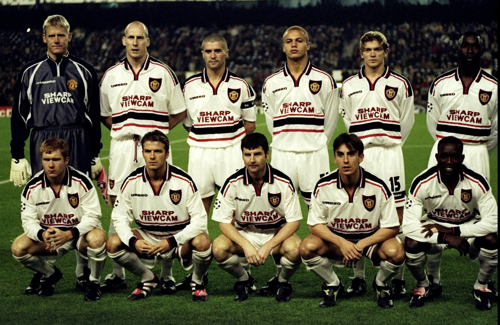 Wolves Vs Man United Wallpaper: Soccer Nostalgia: Old Team Photographs-Part 29k