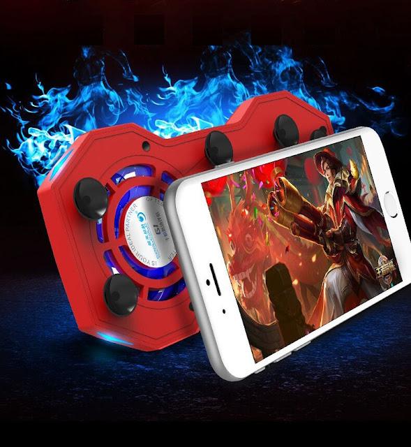Bộ tản nhiệt cho điện thoại Iphone