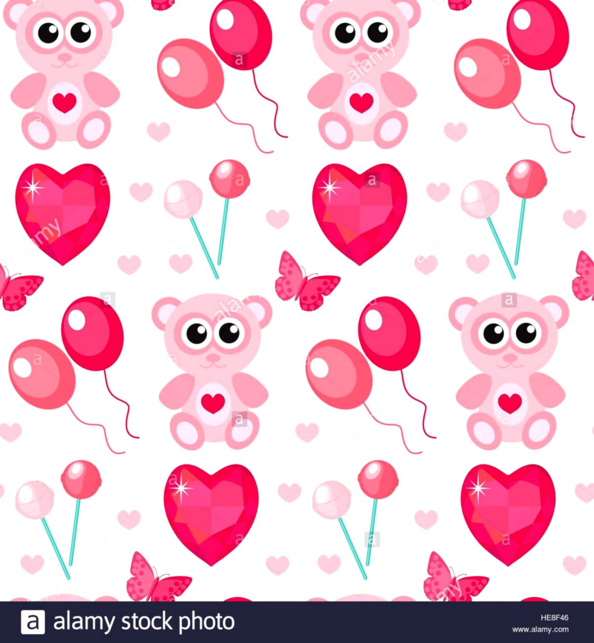 Creative Love Vector Valentines Day Wallpaper Tab Wallpapers