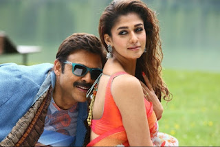 Nayanthara to Romance With Venkatesh in Chay Sam Movie