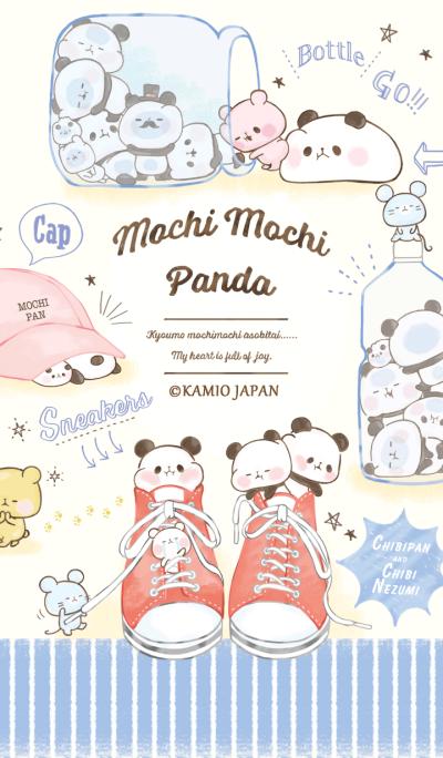 MOCHI MOCHI PANDA Going out!