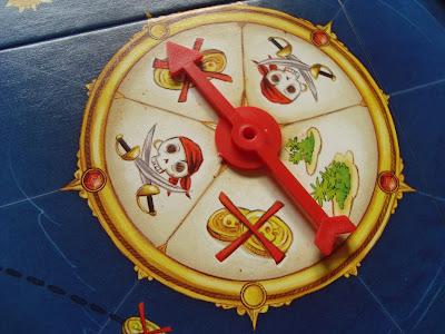 """gra """"Ahoj, piraci!"""", Egmont, gry dla sześciolatków"""