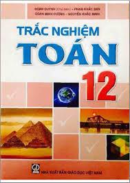 Trắc nghiệm toán 12