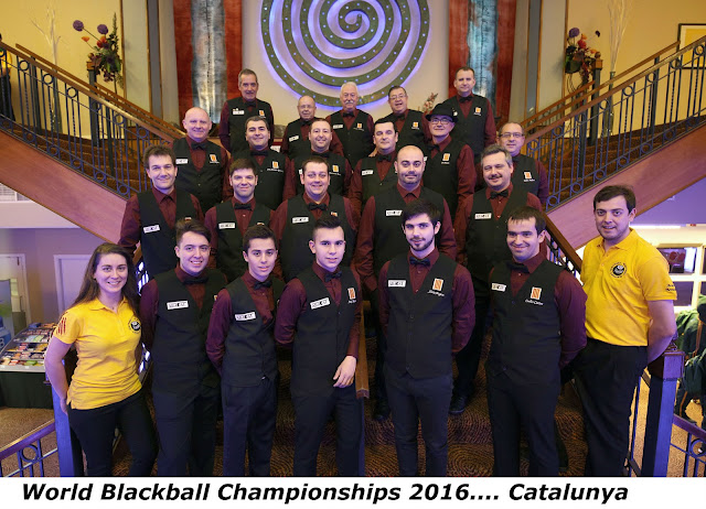 World Blackball Championships 2016 Catalunya
