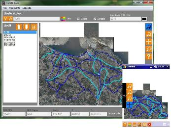 Supergeo Blog: Introduce SuperGIS Application - Helix Mobile Mapping