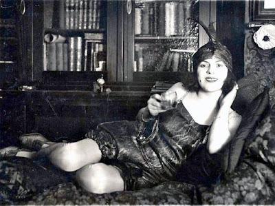 Photo flapper girl 1927