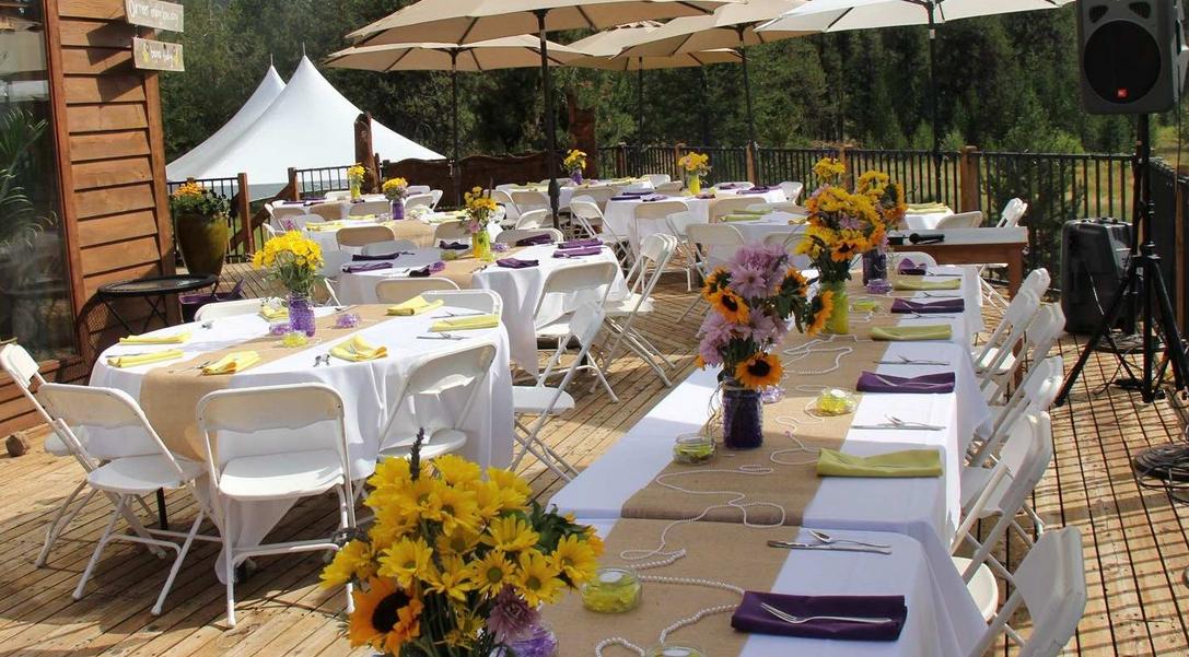 Bear Creek Lodge Mccall Wedding Venues