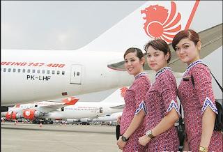 Info Loker Terbaru Untuk Wanita Pramugari Lion Air Group Jakarta