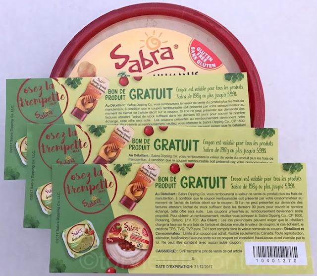 sabra canada coupon