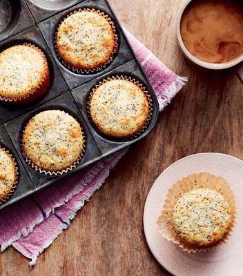 Keto Lemon Poppy Seed Muffins Recipe near me