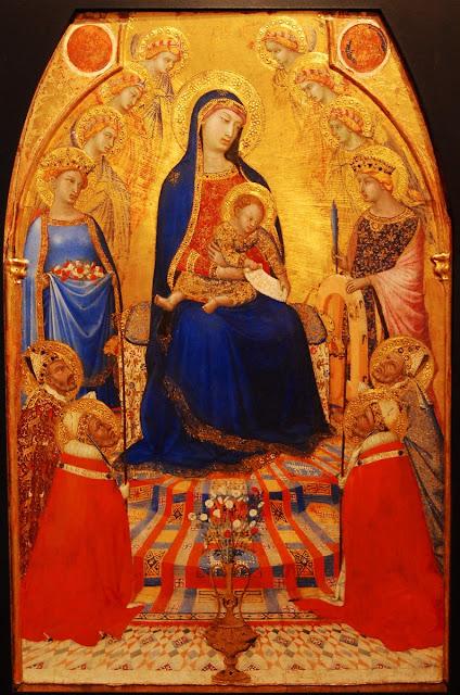 Petite Maesta, Ambrogio Lorenzetti (1340)
