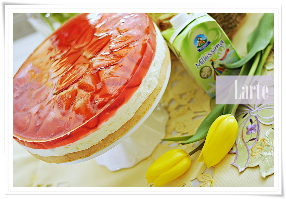 biszkopt I galaretka I bez laktozy Inietolerancja laktozy I ciasto z owocami I ciasto z kremem I laktoza I produkty bez laktozy