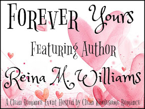 Forever Yours Clean Romance Event featuring Reina M. Williams – 29 January