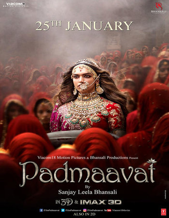 Padmaavat (2018) Hindi 480p HDRip