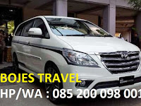 Jadwal Bojes Travel Yogyakarta - Kretek